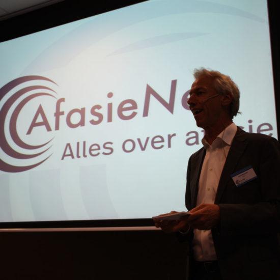 Harry Moeskops opent AfasieNetconferentie 2017