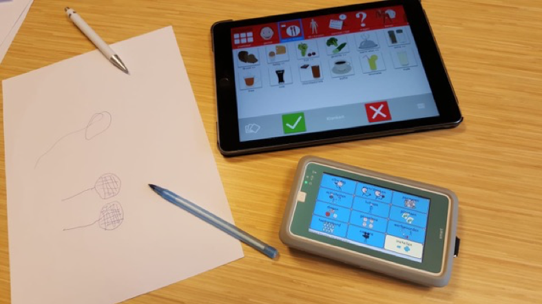 Pen en papier - TouchToTell - Tellus Smart
